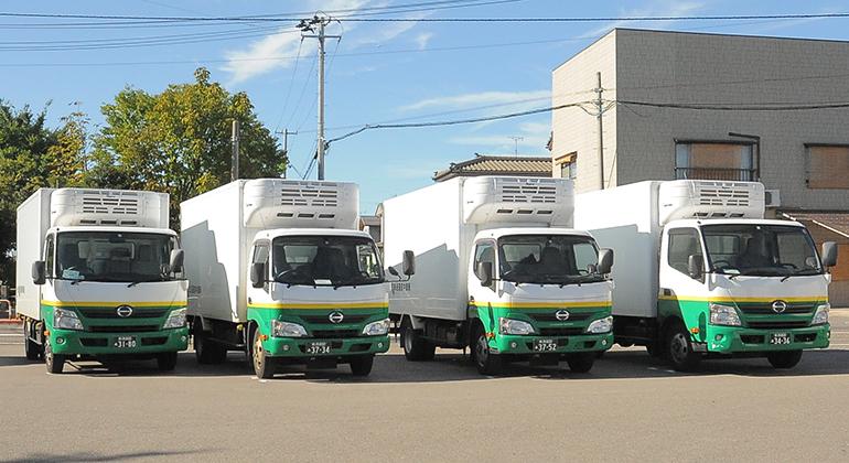 新潟中部運送株式会社 | 新潟中部運送株式会社は徹底した鮮度管理のも ...